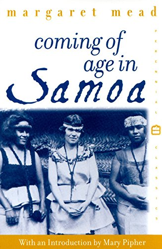 The best books on Sex Education - Coming of Age in Samoa by Margaret Mead