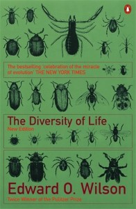 The best books on Extinction and De-Extinction - The Diversity of Life by Edward O. Wilson