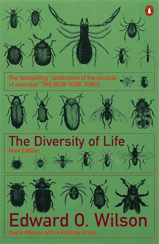 The best books on De-Extinction - The Diversity of Life by Edward O. Wilson