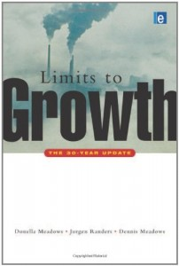 The best books on Futures - The Limits to Growth by Dennis L. Meadows, Donella H Meadows & Jorgen Randers