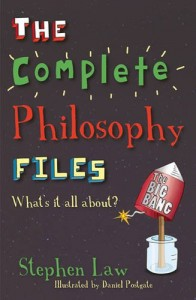 The Best Philosophy Books for Children - The Complete Philosophy Files by Stephen Law