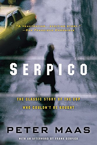 The best books on Race and American Policing - Serpico by Peter Maas