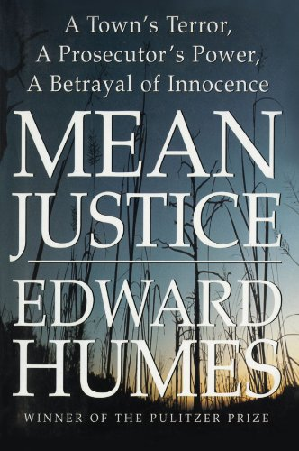 The best books on Race and American Policing - Mean Justice by Edward Humes