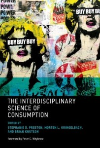 The best books on Emotion and the Brain - The Interdisciplinary Science of Consumption by Morten Kringelbach
