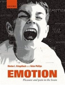 The best books on Emotion and the Brain - Emotion: Pleasure and Pain in the Brain by Morten Kringelbach & Morten Kringelbach and Helen Phillips