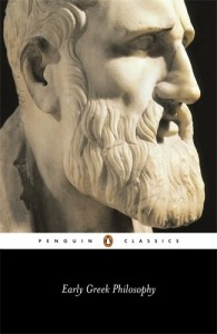 The best books on The Presocratics - Early Greek Philosophy by Jonathan Barnes