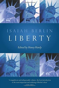The best books on Isaiah Berlin - Liberty by Isaiah Berlin