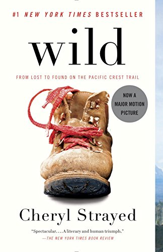 The best books on Memoirs of Dauntless Daughters - Wild: From Lost to Found on the Pacific Crest Trail by Cheryl Strayed