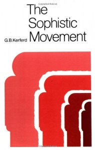 The best books on The Presocratics - The Sophistic Movement by G. B. Kerferd