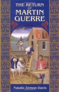 The Best History Books to Take on Holiday - The Return of Martin Guerre by Natalie Zemon Davis