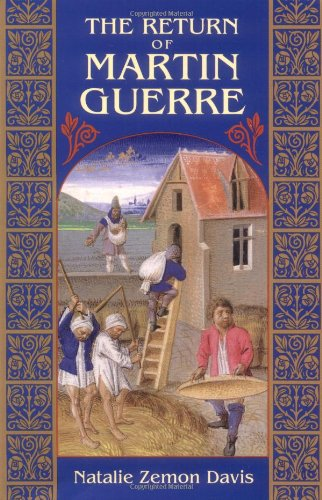The best books on Microhistory - The Return of Martin Guerre by Natalie Zemon Davis