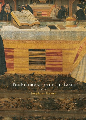 The best books on Reinterpreting Medieval Art - The Reformation of the Image by Joseph Leo Koerner