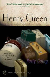 The best books on London Fog - Party Going by Henry Green