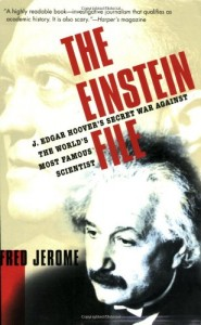 The best books on Albert Einstein - The Einstein File by Fred Jerome