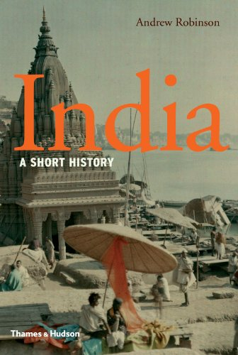 The best books on Albert Einstein - India: A Short History by Andrew Robinson