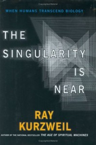 The best books on Transhumanism - The Singularity Is Near by Ray Kurzweil