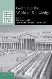 The best books on The History of Science - Galen and the World of Knowledge by Christopher Gill (Editor)