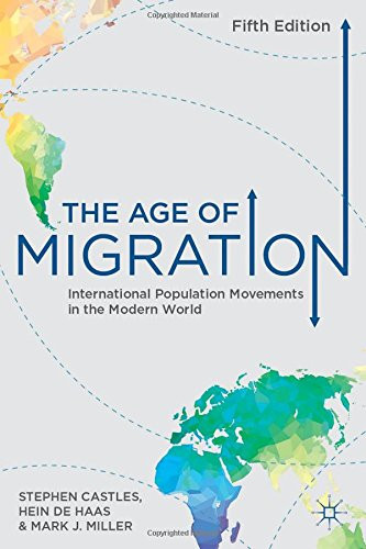 The best books on Immigration - The Age of Migration by Hein de Haas, Mark J. Miller & Stephen Castles