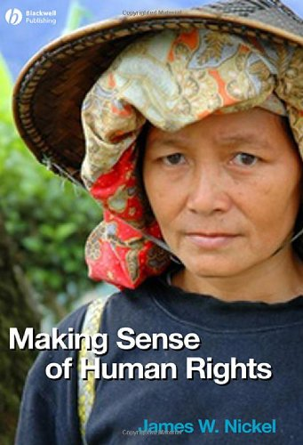 The best books on Human Rights - Making Sense of Human Rights by James Nickel