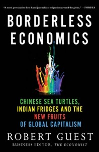The best books on Immigration - Borderless Economics by Robert Guest
