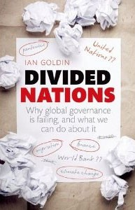 The best books on Immigration - Divided Nations by Ian Goldin