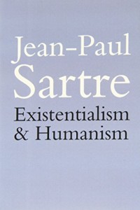 The best books on Atheism - Existentialism and Humanism by Jean-Paul Sartre