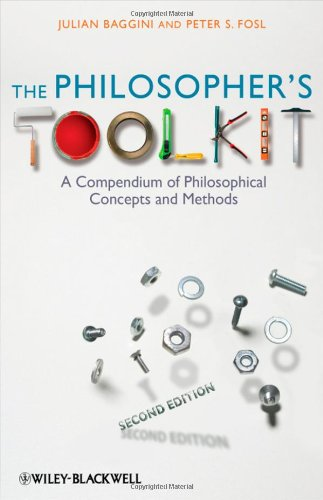 The best books on Atheism - The Philosopher's Toolkit by Julian Baggini