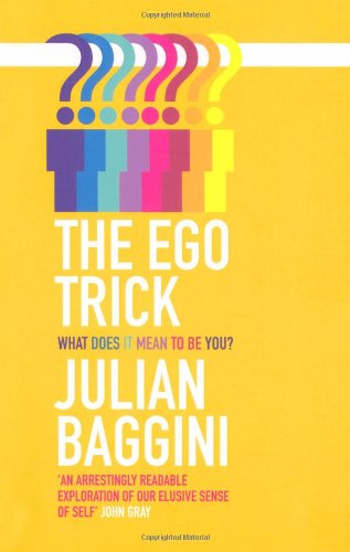 The best books on Atheism - The Ego Trick by Julian Baggini