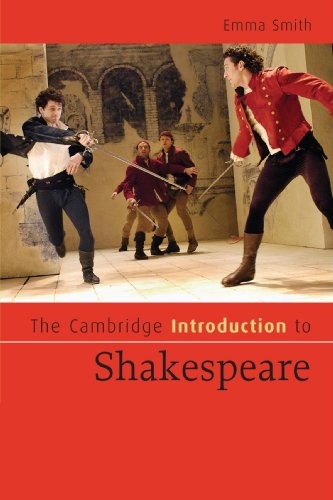 Shakespeare's Best Plays - The Cambridge Introduction to Shakespeare by Emma Smith