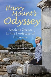 The best books on British Buildings - Harry Mount's Odyssey: Ancient Greece in the Footsteps of Odysseus by Harry Mount