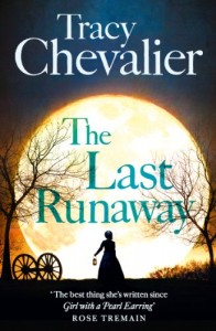 Tracy Chevalier on Trees in Literature - The Last Runaway by Tracy Chevalier
