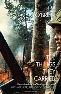 The best books on Human Dramas - The Things They Carried by Tim O' Brien