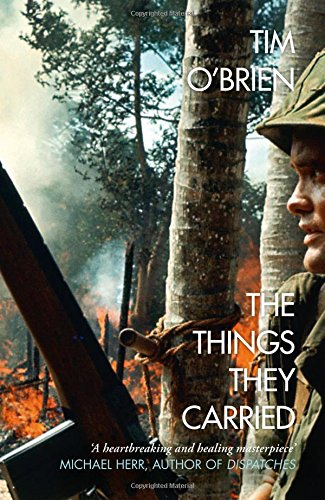 The best books on Myths of War - The Things They Carried by Tim O' Brien