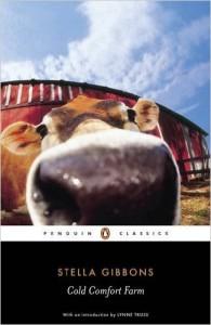 The Best Psychological Novels - Cold Comfort Farm by Stella Gibbons