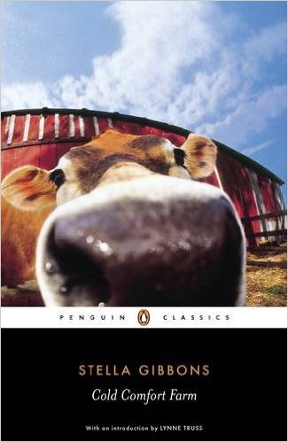 The Best Psychological Novels - Cold Comfort Farm by Stella Gibbons