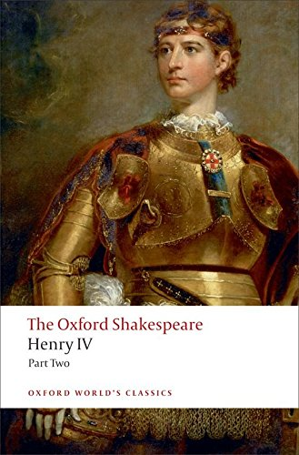 Henry IV, Part 2 by René Weis & William Shakespeare
