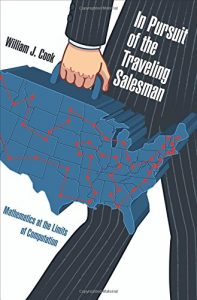 The best books on Applied Mathematics - In Pursuit of the Traveling Salesman: Mathematics at the Limits of Computation by William J. Cook