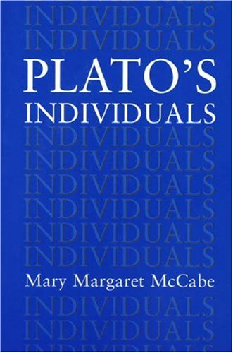 The best books on Socrates - Plato's Individuals by M M McCabe