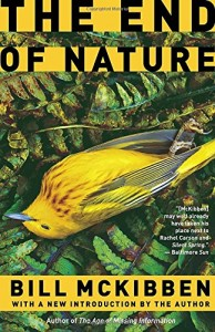 The best books on The Anthropocene - The End of Nature by Bill McKibben