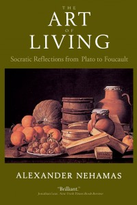 The best books on Socrates - The Art of Living by Alexander Nehamas