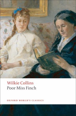 The best books on Wilkie Collins - Poor Miss Finch by Wilkie Collins