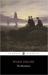 The Best Books by Wilkie Collins - The Moonstone by Wilkie Collins