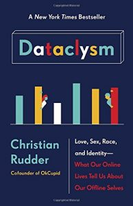 The best books on Dating - Dataclysm: Love, Sex, Race, and Identity — What Our Online Lives Tell Us about Our Offline Selves by Christian Rudder