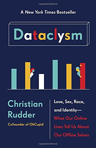 The best books on Health and the Internet - Dataclysm: Love, Sex, Race, and Identity — What Our Online Lives Tell Us about Our Offline Selves by Christian Rudder