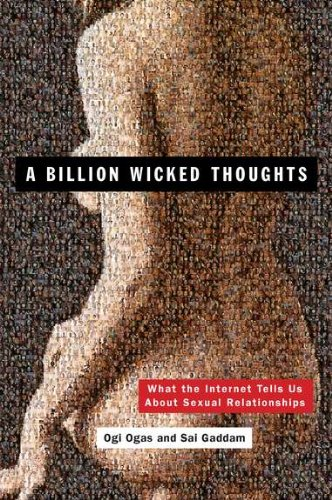 The best books on Health and the Internet - A Billion Wicked Thoughts by Ogi Ogas and Sai Gaddam