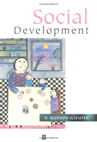 The best books on Children - Social Development by H. Rudolph Schaffer