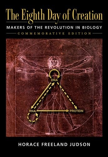 The Best Biology Books: The Eighth Day of Creation: Makers of the Revolution in Biology by Horace Freeland Judson