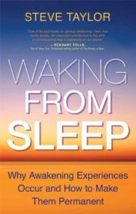 The best books on Psychological Trauma - Waking From Sleep by Steve Taylor
