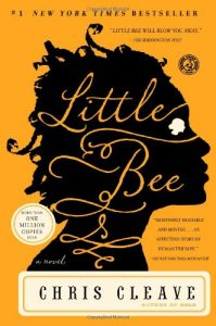 The best books on Refugees - Little Bee: A Novel by Chris Cleave