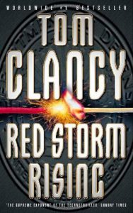 P W Singer and August Cole choose the best books on World War III - Red Storm Rising by Tom Clancy
